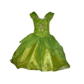 Vestido De Anna Primavera De Frozen Con Envio Gratis