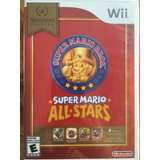 Super Mario All Stars Wii Nuevo Sellado Fisico Original