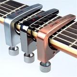 Capotraste Braçadeira Violão Guitarra Fender Daddario Aroma
