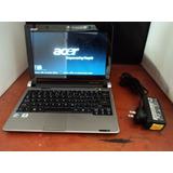 Portatil Acer Mini Intel Ram 2gb 160gb Camara Garantia 6 Mes