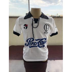 5f8e0cc95a Camisa Polo Corinthians Centenario M - Camisa Masculino no Mercado ...