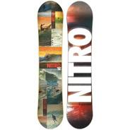 Tabla Snowboard Niños // Nitro Ripper 121 Cm