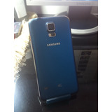 Samsung Galaxy S5 4g Lte, Escaner Huella, Resist.agua, Libre