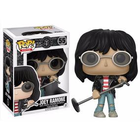 Boneco Funko Pop Rocks - Joey Ramone Nº55