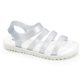ae85a2522 Sandalia Zaxy Color Ad - Sandálias e Chinelos Cinza escuro no ...