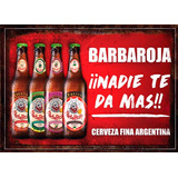Cerveza Artesanal Barba Roja 355