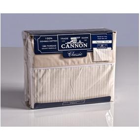 Juego De Sabanas Cannon Queen 1,60x2,00x0,30 Percal 180 H.