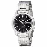 Reloj Seiko 5 Automatico Snkk71 Acero Garantia X 12 Meses