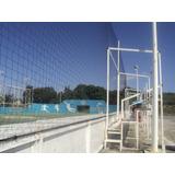 Red Perimetral Para Cercado De Canchas Futbol