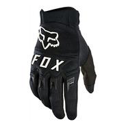 Guantes Fox Dirtpaw Negro/blanco Motocross Enduro Mtb