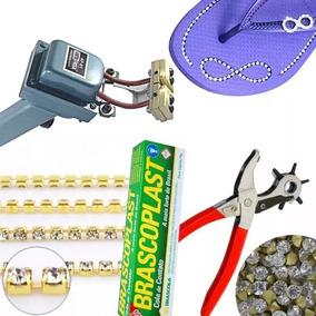 Máquina Frisador De Chinelos Artefrisa + Kit Completo