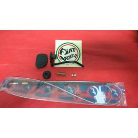 Fiat 600 Kit Orig Pedal Embrague+cable+pedalin+resorte+perno