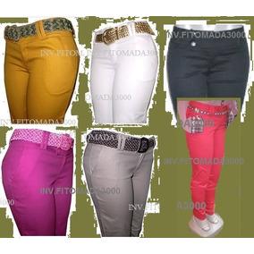 Pantalones Damas (driil-stres)tallas Ss,s,m,l