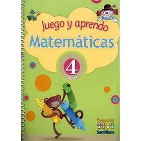 Juego Y Aprendo Matematicas 4 A¿os