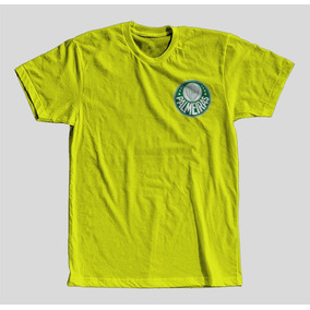 Camisa Camiseta Infantil Time Palmeiras Logo Peito Unissex ! 9a5a0ef753a32