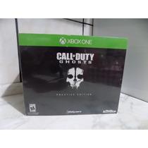 Call Of Duty Ghosts Prestige Edition Xbox One Frete Gratis