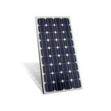 Panel Solar 100 Watts Con Regulador De Voltaje 10 Amperes