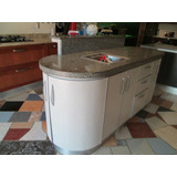 Mueble De Isla, Modular Gabinete De Cocina Con Granito