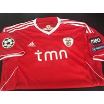 Jersey Playera Benfica 50 Aniversario Grande Envio Express