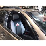 Cubreasientos / Funda Tapizado Simil Cuero Fiat Strada