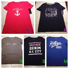 Camisetas Tommy Hilfiger Mujer Originales