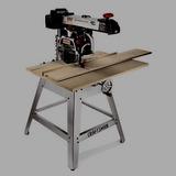 Sierra Radial 10 Con Tecnologia Laser Trac Motor De Induccio