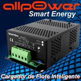 Cargador De Flote Inteligente Grupo Electrogeno 12v 6a/h 24