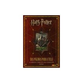 Livro Harry Potter: Das Paginas Para A Tela