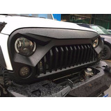 Parrilla Jeep Wrangler Enojado Jk 07-17 Angry Jeep Frente