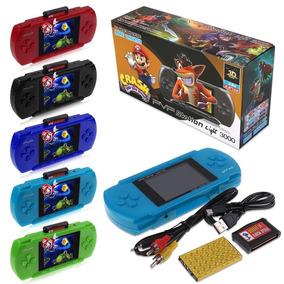 Consola Portatil Juegos Pvp Station 8bits Dia Del Niño Retro
