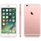 Apple Iphone 6s Plus 32gb Tela 5.5 Vitrine Leia O Anunico