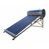 Calentador Solar 180 Litros (15 Tubos) Con Instalacion !!!