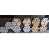 Mosaicos Calcareos Hexagonales Con Dibujo. Direc De Fábrica