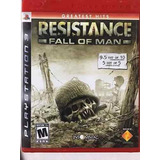 Resistance Fall Of Man Ps3 Seminuevo En Igamers
