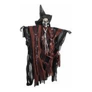 Enfeite Halloween Esqueleto Decoração Adereços Assustador