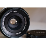 Lente Hoya Hmc 35mm - F 1:2,8