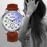 Relógio Migeer - Envio Imediato