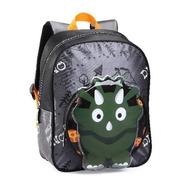 Mochila Denlex Infantil Dinossauro Escolar Creche Passeio