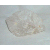 M52 Minerales Piedra Cuarzo Cristal Blanco Rustico Natural