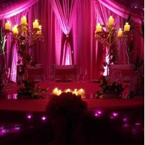 Porta Vela Centro De Mesa ,casamiento,15 Años