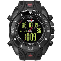 Relógio Timex Masculino Ironman 42-lap Dual Tech T5k405ww/tn
