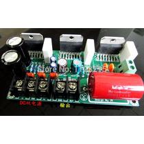 Placa Amplificador 250 Watts Rms Zero Ruído 3 Tda7293