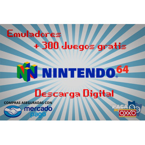 Colección Completa Nintendo 64 Para Windows Android Mac