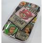 Capinha Personagens One Piece P/ Samsung Corby 2 S3850