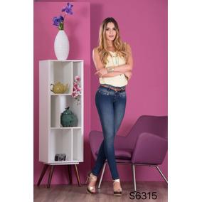 Stagmi Jeans Colombiano Levanta Cola/cintura Alta Butt Lift
