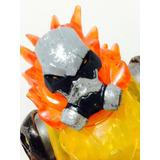 Max Steel Elementor Explosión Química 2011 Mattel Usado 6m