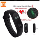 Pulseira Smart Xiomi Mi Band 2 Xmsh04hm Bluetooth
