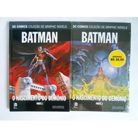 Batman - O Nascimento Do Demônio [ Eaglemoss ]