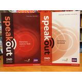 Speakout 2nd Ed - Elementary - Student S Book & Workbook