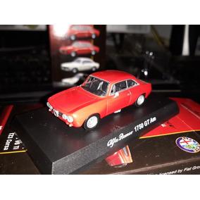 Miniatura Kyosho Alfa Romeo 1750 Gtam 1/64 Base/card/caixa